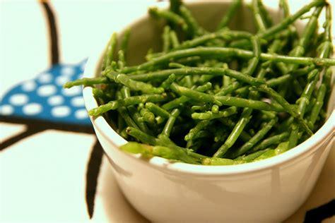 recette salicornes saut 233 es 224 la po 234 le 224 l ail persil