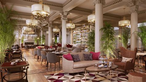 The Empress Tea Room by The Fairmont Empress Nuvo