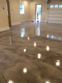 Garage Floor Designs and white epoxy metallic floor garage flooring coat garage floor epoxy
