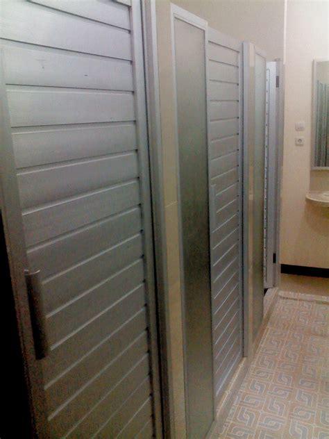 Sale Pintu Pvc Kamar Mandi Polos Warna pintu kamar mandi aluminium minimalist