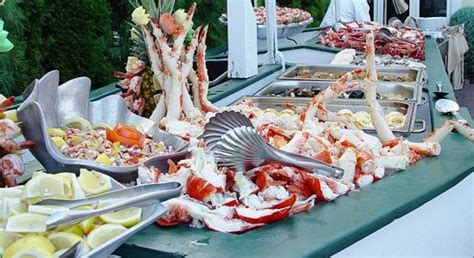 lobster boat seafood on the water 17 best images about raw bars on pinterest intimate