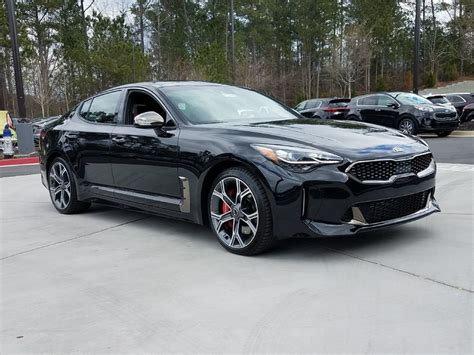 New 2018 Kia Stinger GT2 4 Dr Sedan in Woodstock #W01494