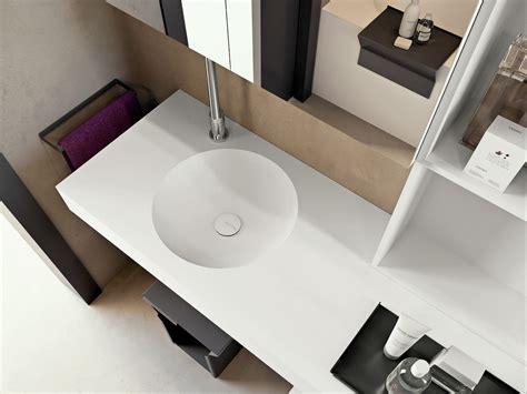Waschbecken Aus Corian by Unterbauwaschbecken Aus Corian 174 Cup By Makro Design Makro