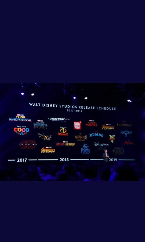 disney film slate 2017 a look at disney s 2017 2019 slate it s absolutely stacked