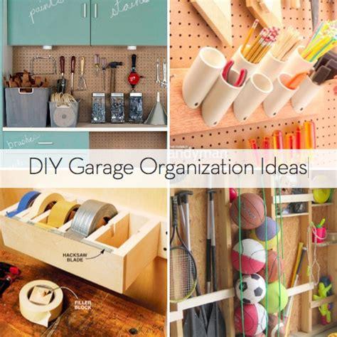 Garage Organizer Ideas Diy Roundup 10 Diy Garage Organization Ideas Curbly