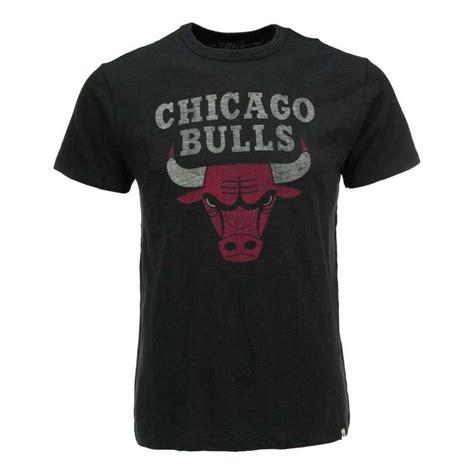 47 brand s chicago bulls wordmark scrum t shirt in