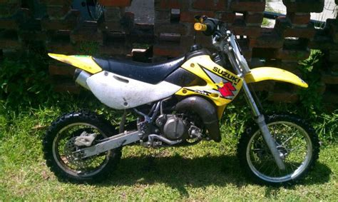 65cc motocross bikes for sale uk 2003 suzuki rm65 motorcross bike with a for sale on 2040 motos
