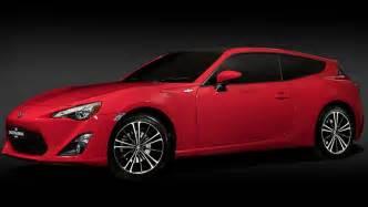 Toyota Future Cars Toyota 86 Shooting Brake Concept Revealed Car News