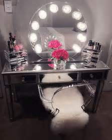 Vanity Table And Chair With Lights Best 20 Vanity With Mirror Ideas On Makeup