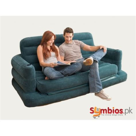 air sofa bed lowest price intex 68566 e modern air sofa bed price in pakistan