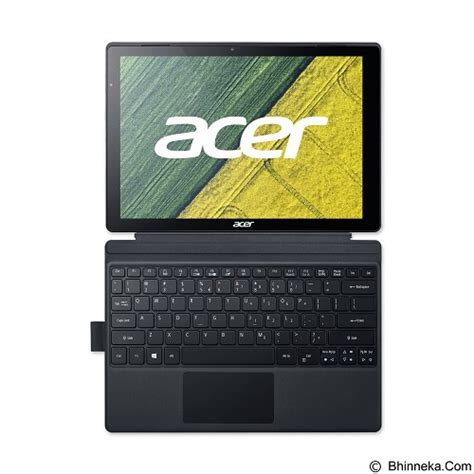 Harga Acer Switch 5 jual acer switch alpha 12 i5 6200u win 10 black