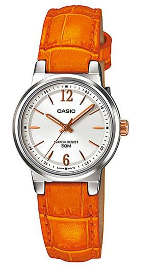 orologi casio femminili orologio donna casio ltp 1372l cinturino in pelle