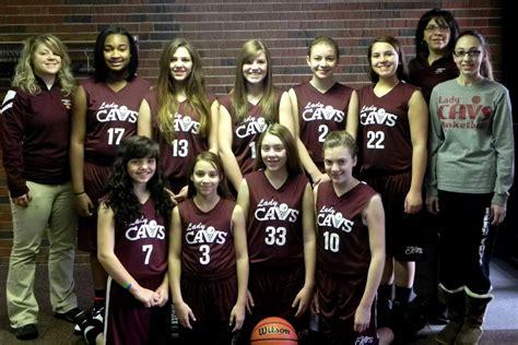 junior high girls athletics girls junior high basketball springfield cavaliers