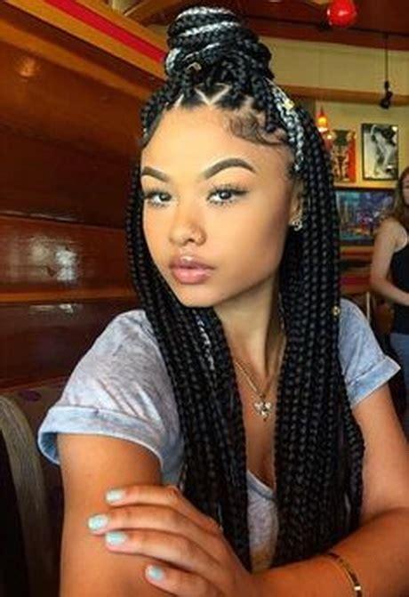 2016 braiding styles for black woman 2016 black braid hairstyles