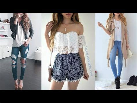 ropa jivenil para dama del 2016 soyfacebooknet ropa de moda juvenil 2017 outfits ideas para toda ocaci 211 n