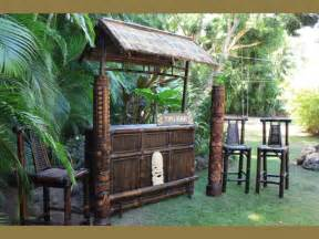 Tiki backyard ideas perfect with photo of tiki backyard decoration