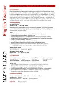 english teacher resume template purchase
