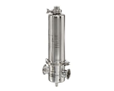 pg housing pg eg sanitary steam filter housing donaldson compressed air process