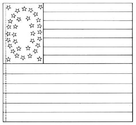 coloring page union flag how to draw civil war flag