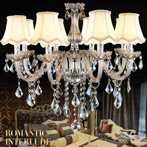 crystal chandelier for bedroom tomda modern crystal chandelier luxury bedroom chandelier