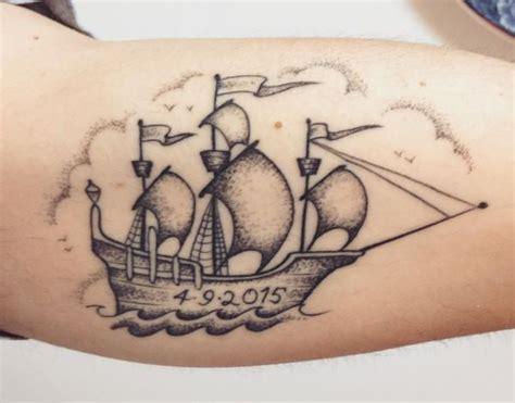 schiff tattoos und ihre bedeutungen