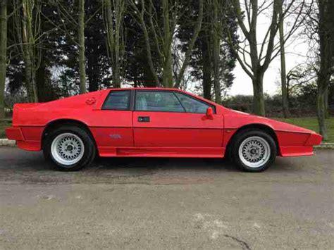 1986 lotus esprit car photo and specs lotus 1986 esprit turbo hc car for sale