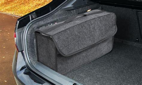 Car Boot Organiser car boot storage bag organiser groupon