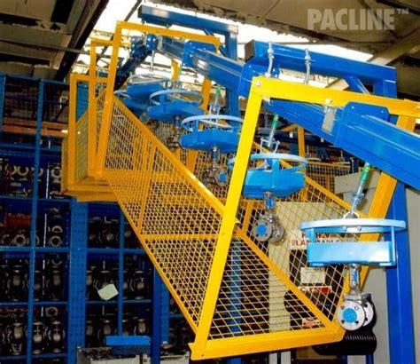 heavy duty enclosed track conveyor  pacline