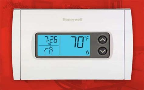 simple comfort 2010 thermostat honeywell rth2310b 5 2 day programmable thermostat new