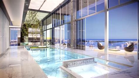 luxury penthouses echo brickell
