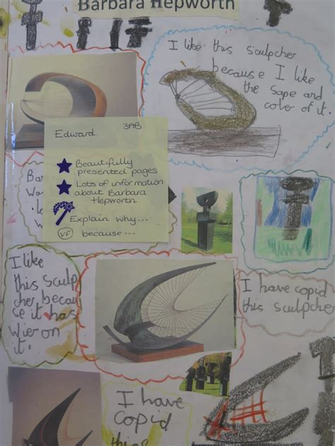 sketchbook ks2 gomersal primary school exle sketchbook pages year 3