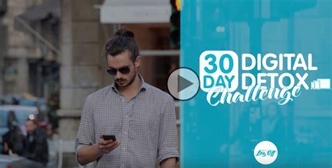 Digital Detox by Day 18 30 Day Digital Detox Challenge Digital Detox