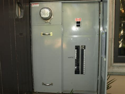 outdoor electrical panel electric company calabasas