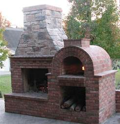 Pizza Oven by The Riley Family Wood Fired Diy Brick Pizza Oven And