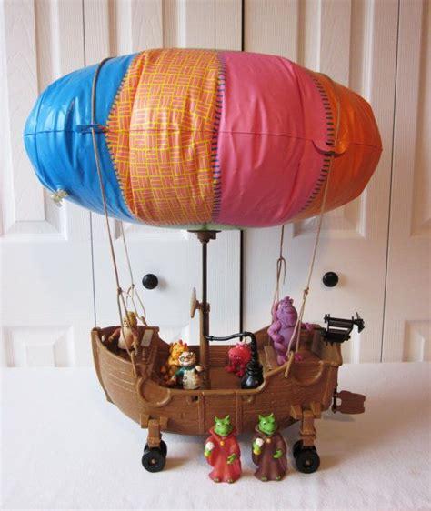 teddy ruxpin grundo map teddy ruxpin airship toy model with map of grundo and