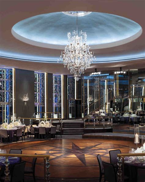 rainbow room like rockefellers with a reception in nyc s rainbow room martha stewart weddings