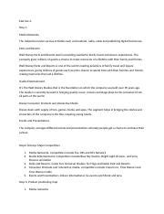 Mba 599 Leo by Mba 599 Strategic Management St Leo Page 1 Course