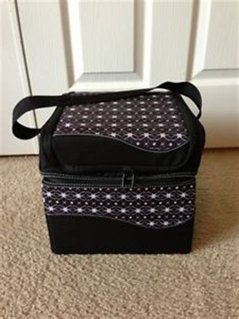 Memories Tote Organizer by Craft Scrapbook Tote Bag Caddy Organizer Storage Brown And