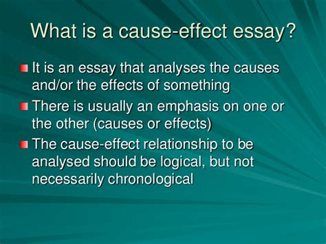 Cause And Effect Essay Sles by Cause And Effect Essay Sles Free 28 Images Cause And Effect Essay Sles Free 28 Images Sles