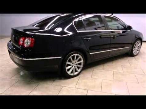 2007 black volkswagen passat 2007 volkswagen passat sedan arlington tx youtube