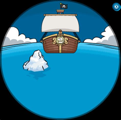 club penguin titanic sinking ondas do cp club penguin island ilha do club penguin