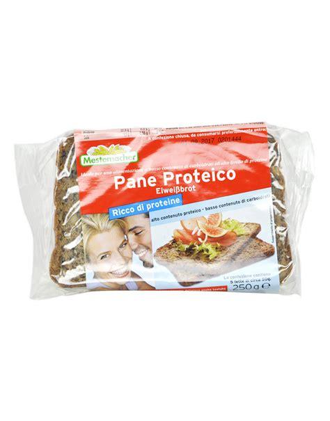 alimenti a basso contenuto proteico pane proteico di mestemacher 250 grammi 2 17