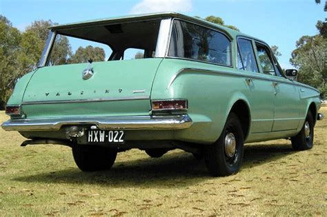 chrysler safari sold chrysler valiant ap5 safari station wagon auctions