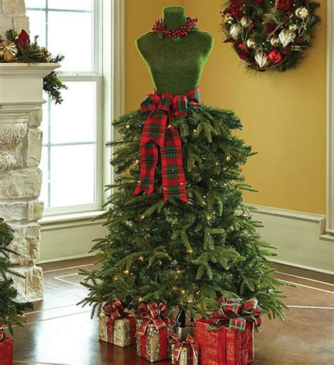 dress christmas tree shape artificial trees pre lit with