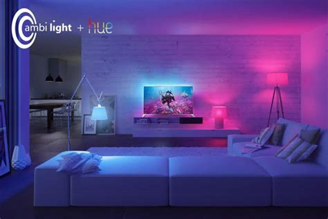ambilighthue bright ideas phillips hue lighting room