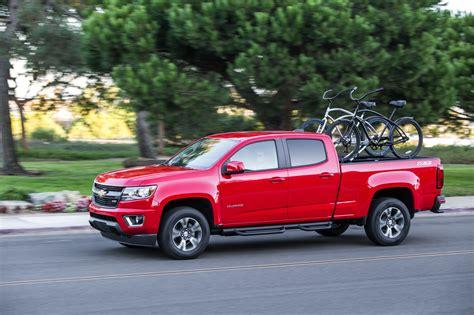 chevy colorado 2015 chevrolet colorado north american market gm authority