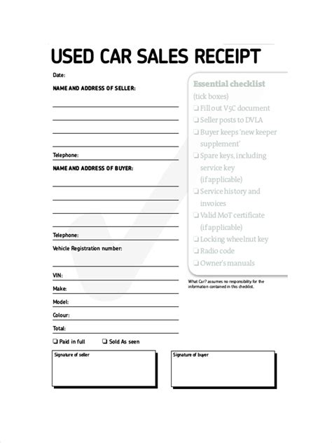 as is receipt template free 12 sales receipt exles sles in docs