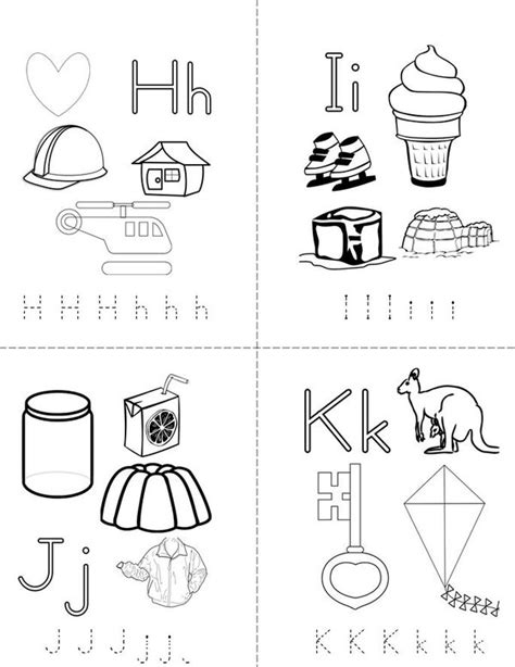 free printable alphabet book template cool printable abc book template gallery exle resume
