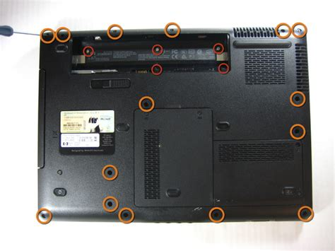 hp laptop battery reset button image 2