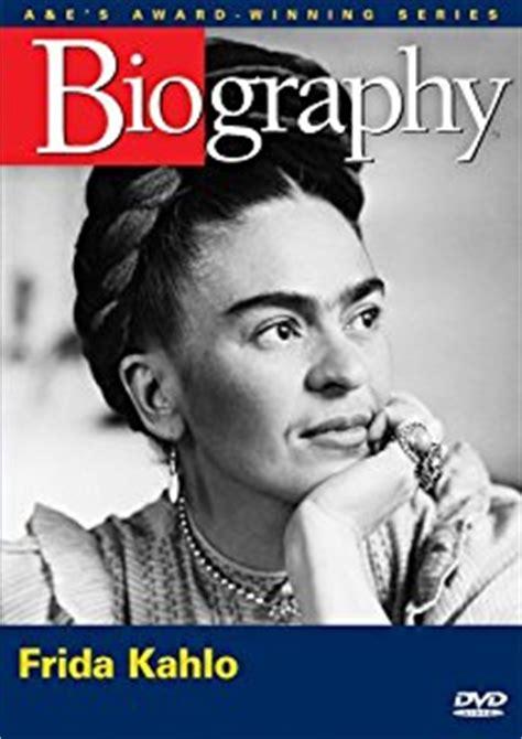 biography frida kahlo amazon com biography frida kahlo biography movies tv